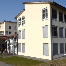 Fassadenrenovation - Hintermann Wolfhausen AG