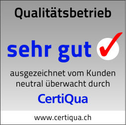 CertiQua Label - Hintermann Wolfhausen AG